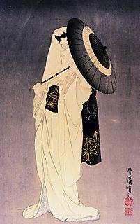 Kokyo, Dancer as Sagimusume