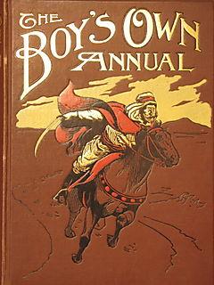Boys Own Paper 1909 Annual