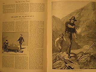 Boys Own Paper 1909 (2)