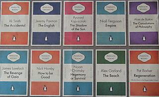 Ten Penguins