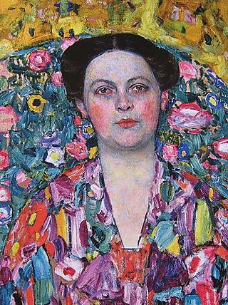 Eugenia Primavesi - Klimt (detail)