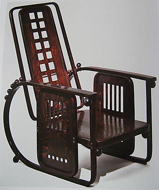 Josef Hoffman armchair 1908