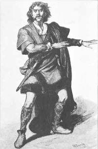 Henry Irving as Macbeth