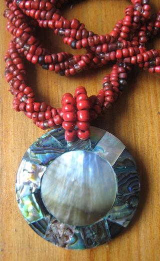 Vanuatu pendant