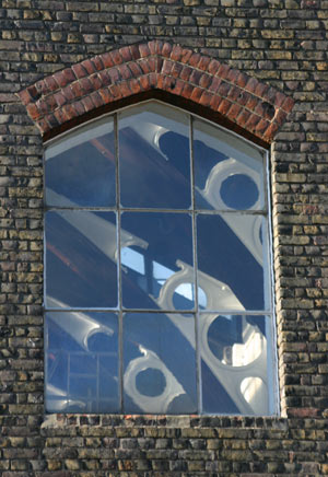 Gymnasium window