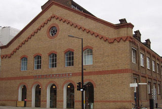 Gynasium, St Pancras