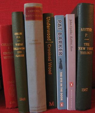 New year books 2