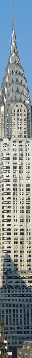 Chrysler Building NY