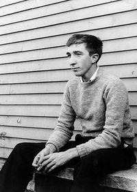 John Updike 1955
