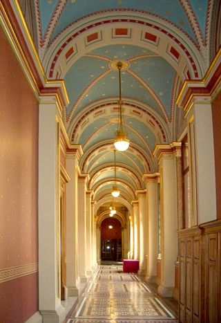 Foreign Office - a real corridor of power