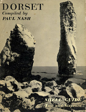 Shell guide Dorset - Paul Nash