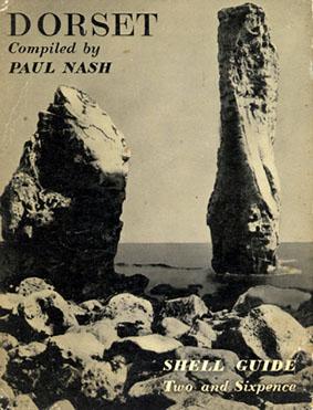 Shell guide Dorset - Paul Nash