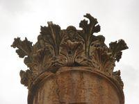 Jerash - eroded corinthian column