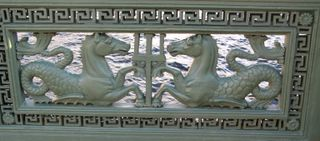 St Petersburg - bridge detail