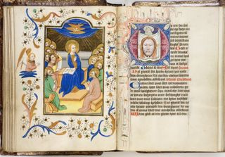 Bout Psalter-Hours, Netherlands