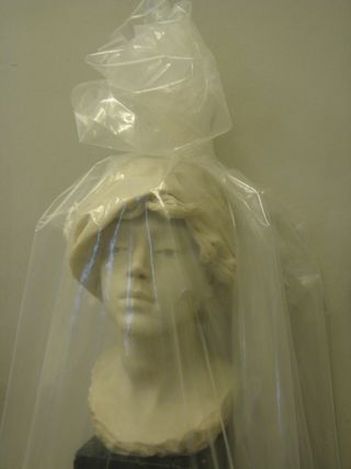 Shrouded bust, Hermitage