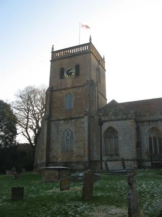 East coker church