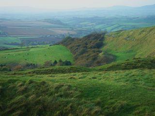 View from Eggardon Hill (2)