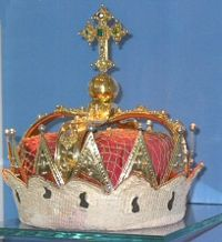 Crown of the High King of Evallonia (!)
