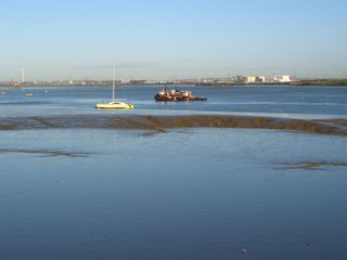 Thames at Erith
