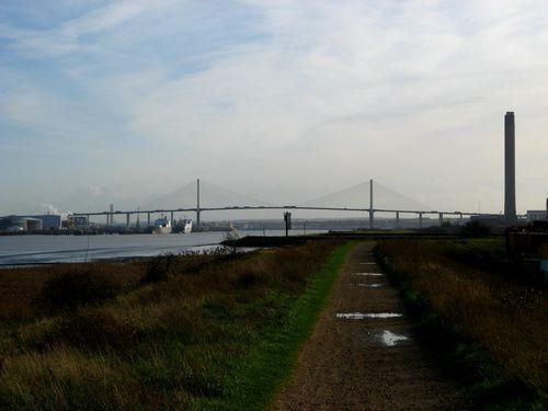 QE II bridge, Dartford