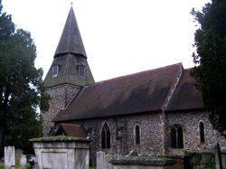 St Mary's Church, Bexley