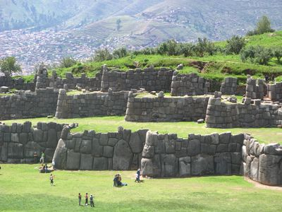 Sacsayhuaman, or 'sexy woman'