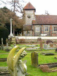 St Giles the Abbott, Farnborough