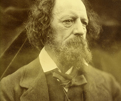 Tennyson, by Julia Cameron