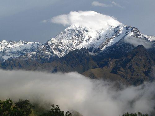 Mt Veronica, Peru