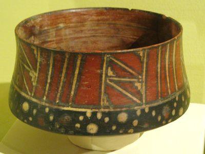 Inca bowl