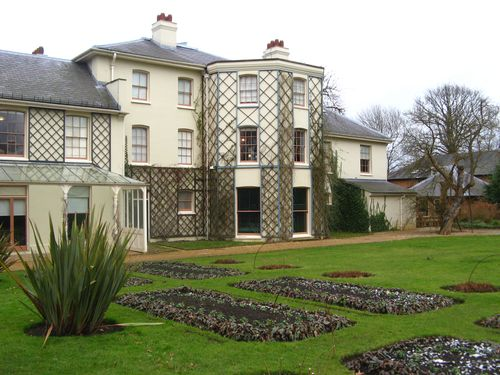 Downe House, darwin's home