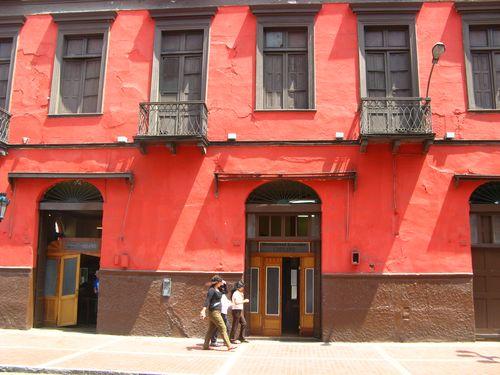 Cordano restaurant, Lima