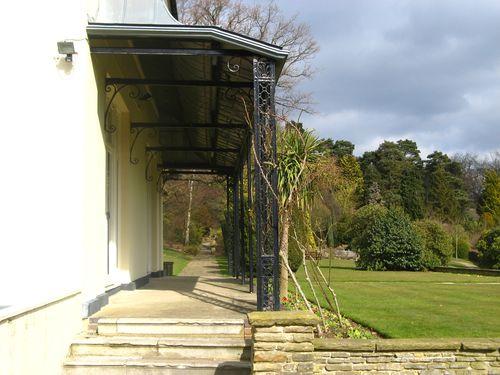 Heathfield House garden