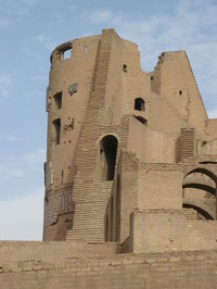 Herat_fortifications