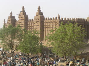 Mali_mud_mosque_djenne